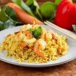 Thai Tara Johsonville nasi goreng